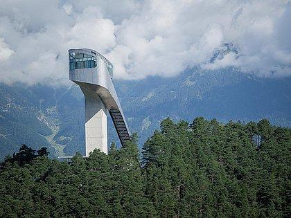 Bergisel Schanze Innsbruck