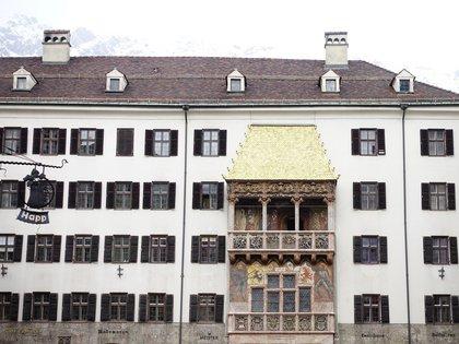 Goldenes Dachl Innsbruck